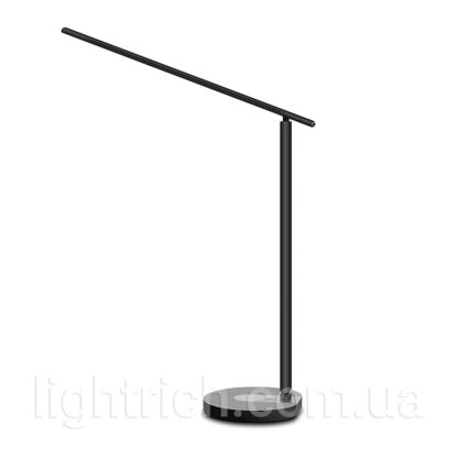 Настольная лампа Lightrich DR-7035A со Smart управлением, Black