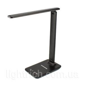 Настольная лампа Lightrich T26 c аккумулятором, Black