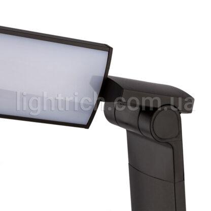 Настільна лампа Lightrich FE-TL002 з бездротовою зарядкою Black