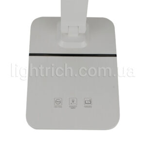 Настольная лампа Lightrich TD-619 c аккумулятором, White
