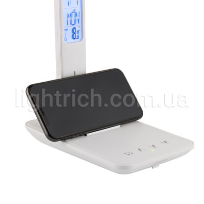Настольная лампа Lightrich TC26 c аккумулятором, White