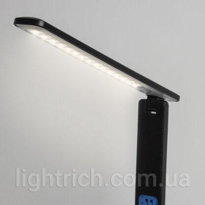 Настільна лампа Lightrich TC26 з акумулятором, Black