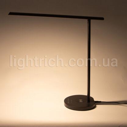 Настільна лампа Lightrich DR-7035B з Smart управлінням, Black