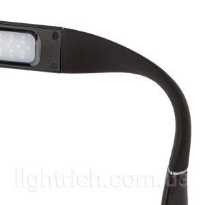 Настольная светодиодная лампа Lightrich H19 с дисплеем, Black